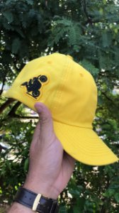 Boné básico - Amarelo