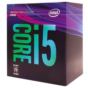 PROCESSADOR INTEL CORE I5 8400 2.8GHZ (4.0GHZ MAX TURBO) 9MB CACHE LGA 1151 - BX80684I58400