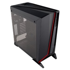 GABINETE GAMER CORSAIR CARBIDE SERIES SPEC-OMEGA MID TOWER VIDRO TEMPERADO CC-9011121-WW