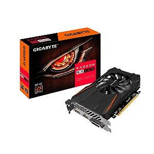 PLACA DE VÍDEO GIGABYTE RADEON RX 560 4GB – GV-RX560OC-4GD
