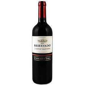Vinho Chileno Reservado Concha y Toro Cabernet Sauvignon