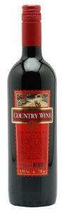 Vinho Country wine tinto