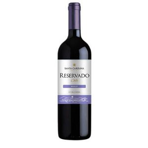Vinho Santa Carolina Merlot 750ml