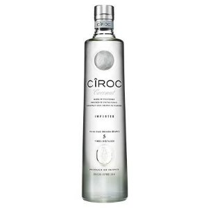 Vodka Cîroc Coconut 750ml