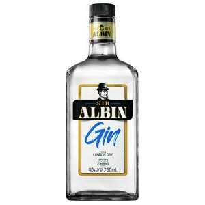 Gin Sir Albin 750ml