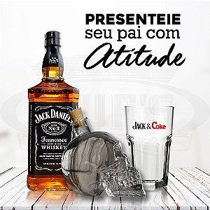 Kit Jack Daniel's No 7 Mês dos Pais