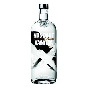 Vodka Absolut Vanilia 750ml