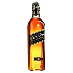 Whiskey Jonnie Walker Black Label 750ml