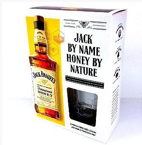 Jack Daniels Honey + Copo Edição Especial