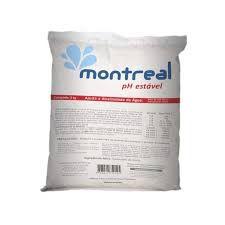 PH Estável 2kg Montreal (Elevador de Alcalinidade)