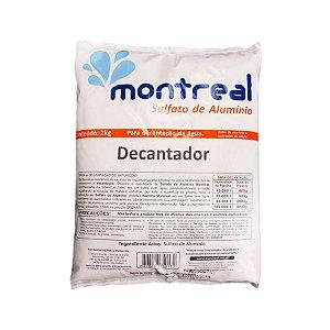 Sulfato de Aluminio 2kg Montreal (Decantador)