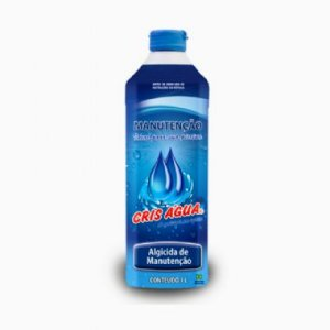 Algicida de Manutenção 1L Cris Agua