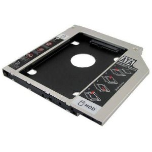 Adaptador Caddy Sata 9,5mm P/ Hdd - Caddy