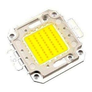 Kit 10 Chip Led Para Refletor 30w 15v Reposição