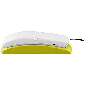Telefone Gondola Com Fio Intelbras Tc20 - Verde  Ártico