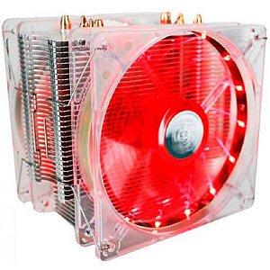 Cooler para Processador Alseye Cooler EDDY 120RD ASE120RD