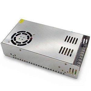 03-Fonte Chaveada 24 Volts 15 Amper 350w Bi-volt Fonte 24v 15a