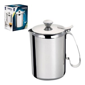 Leiteira Inox 750ml Art House