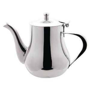 Bule Inox Para Chá E Café 400ml