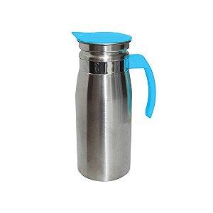 Jarra de Aço Inox 1,5L Ke Home Azul