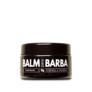 Balm Para Barba - Fresh Woods - BARBA BRAVA