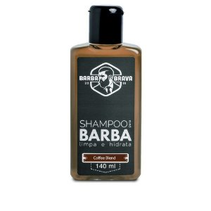 Shampoo Para Barba - Coffee Blend - BARBA BRAVA
