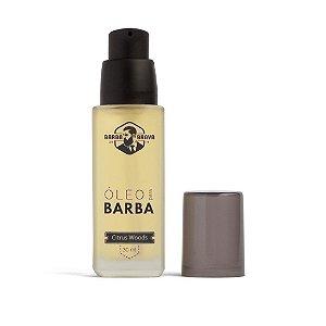 Óleo Para Barba - Citrus Woods - BARBA BRAVA