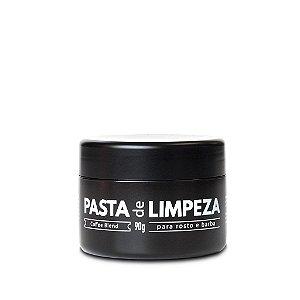Pasta de Limpeza Para Rosto e Barba - Coffee Blend - BARBA BRAVA