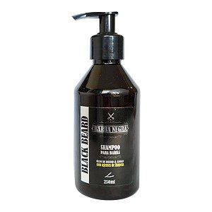 Shampoo para Barba - 250ml - BARBA NEGRA