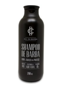 Shampoo Para Barba - 200ml - Cia. Da Barba