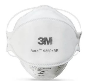 Máscara 3M Aura