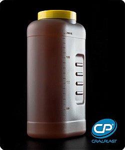 Coletor para urina 24 horas 2 litros - Cralplast