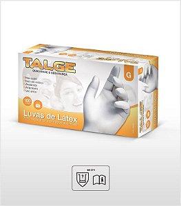 Luva para procedimento não cirúrgico de látex - Talge