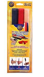 Kit tubos facilitadores preensão palmar multi-uso - Orthopauher
