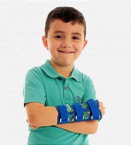 Tala para punho com dedos livres curta infantil - Chantal