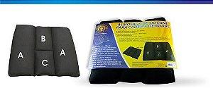 Almofada silicone para cadeira de rodas 40 x 40 cm - Orthopauher