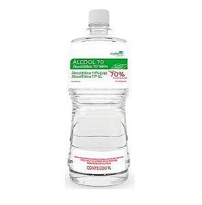 Álcool 70° 1 litro - Vic pharma