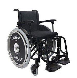 Cadeira de rodas Ágile - Jaguaribe
