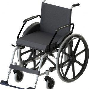 Cadeira de rodas Taipu J3 - Jaguaribe