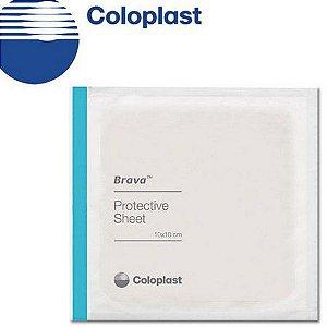 Placa protetora brava 10X10 - Coloplast
