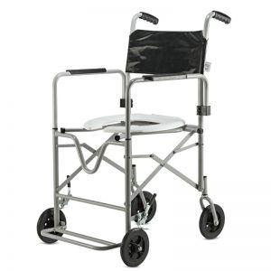 Cadeira de banho dobrável - Jaguaribe