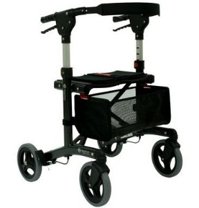 Andador Plus Preto - Freedom Walker