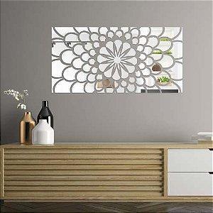 Espelhos Decorativos em Acrílico 79 Peças Mosaico