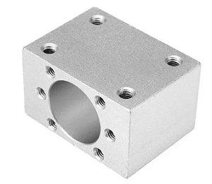 Suporte Para Castanha Fuso De Esferas 12mm Alumínio