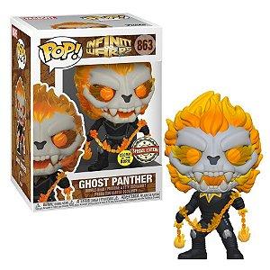 Funko POP Infinit Warps: Ghost Panther 863