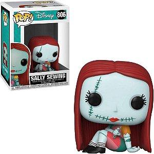 Funko POP Disney: Sally Sewing 806
