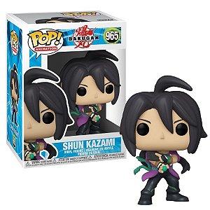 Funko POP Bakugan: Shun Kazami 965