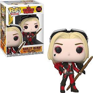 Funko POP Esquadrão Suicida 2: Harley Quinn 1108