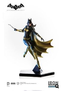 IRON STUDIOS - BATGIRL ART SCALE 1/10 BATMAN ARKHAM KNIGHT SERIES