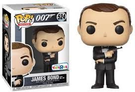 Funko 007: James Bond (exclusivo ToysRus) Nº 524